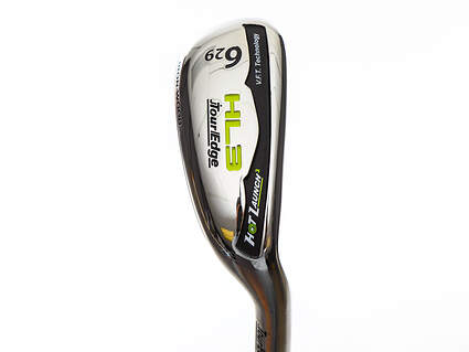 Mint Tour Edge Hot Launch 3 Iron-Wood Single Iron 6 Iron 29° UST Mamiya HL3 Graphite Ladies Right Handed 36.75in