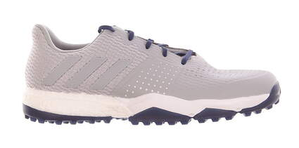 New Mens Golf Shoe Adidas Adipower Sport Boost 3 Medium 12.5 Gray MSRP $130 f33581