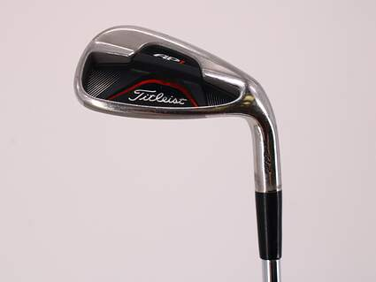 Titleist 712 AP1 Single Iron Pitching Wedge PW True Temper Dynamic Gold R300 Steel Regular Right Handed 36.75in