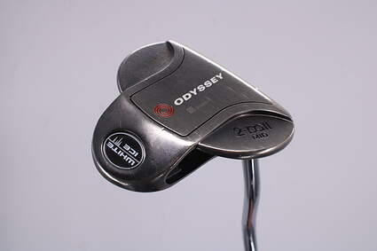 Odyssey White Ice 2-Ball Mid Putter Steel Right Handed 34.0in