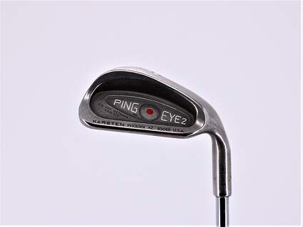 Ping Eye 2 Single Iron 9 Iron 45° Ping ZZ Lite Steel Stiff Right Handed Red dot 36.0in