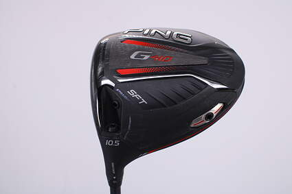 Ping G410 SF Tec Driver 10.5° ALTA CB 55 Red Graphite Regular Left Handed 45.5in