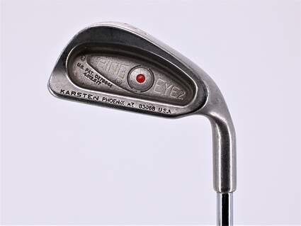Ping Eye 2 Single Iron 3 Iron 21.5° Ping ZZ Lite Steel Stiff Right Handed Red dot 39.0in