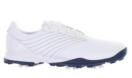 New Womens Golf Shoe Adidas Adipure DC 2 Medium 9 White MSRP $110 EF2003