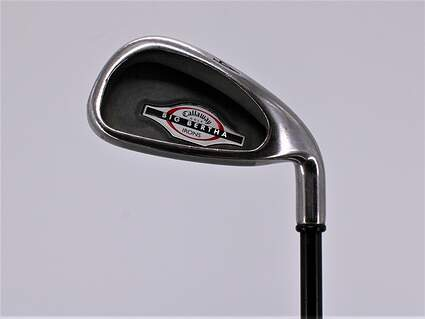 Callaway 2002 Big Bertha Single Iron 4 Iron Callaway RCH 75i Graphite Regular Right Handed 38.5in