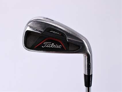 Titleist 712 AP1 Single Iron 4 Iron Dynalite Gold XP S300 Steel Stiff Right Handed 39.0in