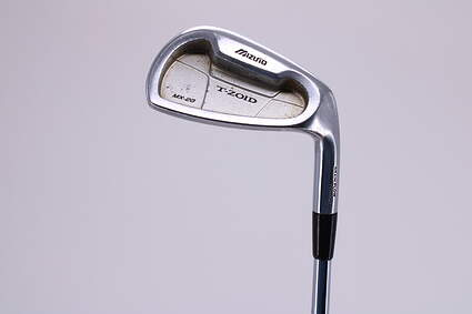 Mizuno MX 20 Single Iron Pitching Wedge PW True Temper Dynamic Gold Steel Wedge Flex Right Handed 35.75in
