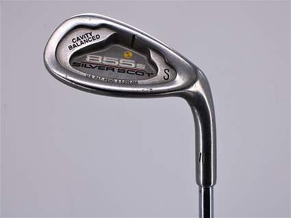 Tommy Armour 855S Silver Scot Wedge Sand SW 56° Tour Step Steel Stiff Right Handed 35.25in