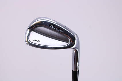 Mizuno MP 62 Single Iron Pitching Wedge PW True Temper Dynamic Gold S300 Steel Stiff Right Handed 35.75in