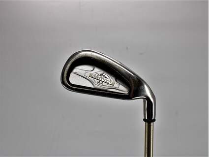 Callaway X-14 Single Iron 6 Iron Callaway Gems Graphite Ladies Right Handed 36.5in