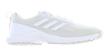 New Womens Golf Shoe Adidas Response Bounce 2.0 SL Medium 8 White MSRP $80 EF2005