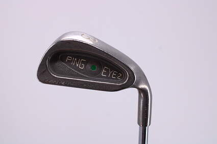 Ping Eye 2 Single Iron 3 Iron 21.5° Ping ZZ Lite Steel Regular Right Handed Green Dot 38.75in
