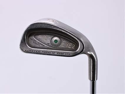 Ping Eye 2 Single Iron 6 Iron 32° Ping ZZ Lite Steel Regular Right Handed Green Dot 37.5in