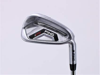 Ping I25 Single Iron 7 Iron Ping CFS Steel Stiff Right Handed 37.0in