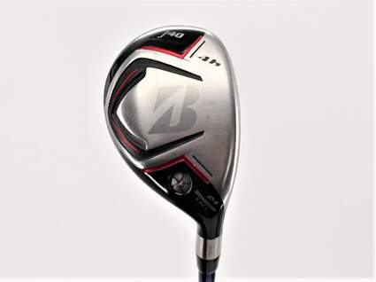 Bridgestone J40 Hybrid 4 Hybrid 24° Project X 5.0 Graphite Graphite Regular Right Handed 40.0in