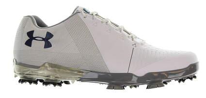 New Mens Golf Shoe Under Armour UA Spieth 2 11 White MSRP $200