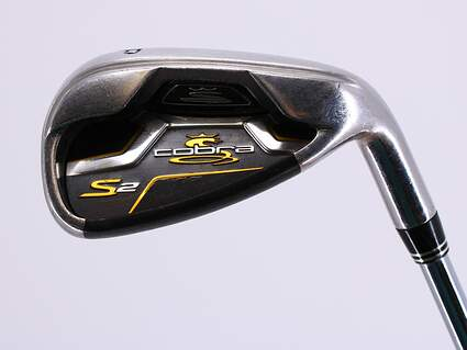 Cobra S2 Single Iron Pitching Wedge PW Nippon N.S. Pro 1030H Steel Stiff Right Handed 36.0in