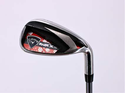 Callaway Razr X HL Single Iron 8 Iron Callaway 50 Gram Graphite Ladies Right Handed 35.75in