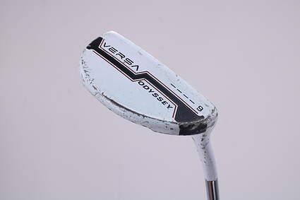 Odyssey Versa #9 White Black White Putter Toe Down Steel Right Handed 36.0in