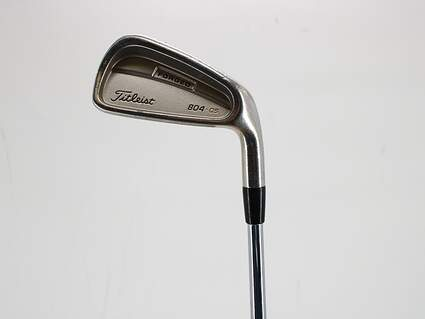 Titleist 804.OS Single Iron 3 Iron True Temper Dynamic Gold S400 Steel Stiff Right Handed 39.0in