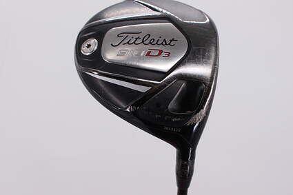 Titleist 910 D3 Driver 8.5° Titleist Diamana 'Ahina 72 Graphite Stiff Right Handed 45.0in