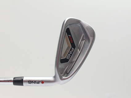 Ping I25 Single Iron 5 Iron Ping CFS Steel Stiff Right Handed Red dot 38.0in