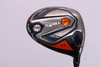 Honma TW747 460 Driver 9.5° Vizard 60 Graphite Stiff Right Handed 45.5in