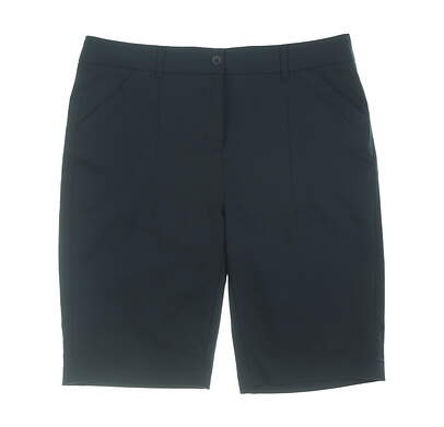 New Womens Ping Alana Shorts 6 Navy Blue MSRP $89 P93320