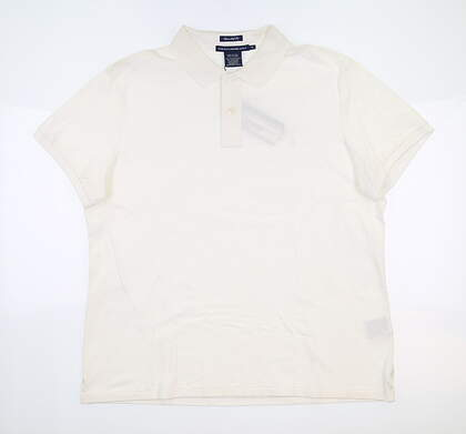 New Womens Ralph Lauren Polo X-Large XL White MSRP $50
