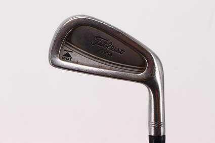 Titleist DCI 990 Single Iron 4 Iron Dynamic Gold Sensicore S300 Steel Stiff Right Handed 38.0in