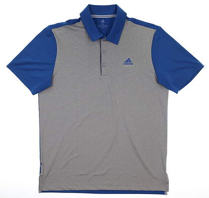 New Mens Adidas Golf Polo XX-Large XXL Multi MSRP $65 DQ2361