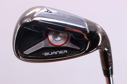 TaylorMade 2009 Burner Wedge Gap GW 3 Deg Bounce TM Burner Superfast 85 Steel Regular Right Handed 36.0in