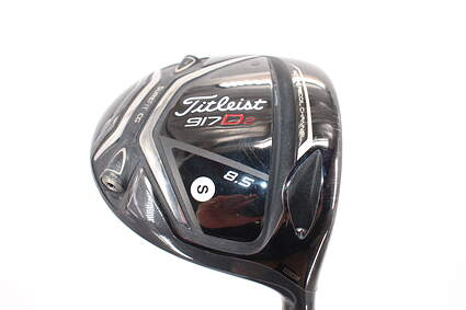 Titleist 917 D2 Driver 8.5° Aldila Rogue M-AX 65 Red Graphite Stiff Right Handed 45.0in