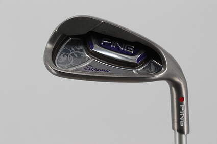 Ping Serene Wedge Pitching Wedge PW Ping ULT 210 Ladies Ultra Lite Graphite Ladies Right Handed Red dot 34.75in