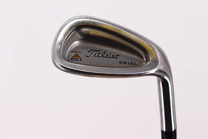 Titleist DCI 981 SL Wedge Gap GW TM Ultralite Iron Graphite Regular Right Handed 35.0in