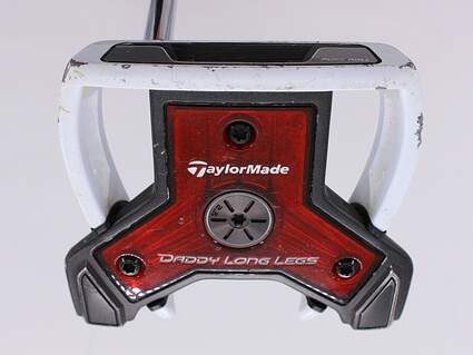 TaylorMade Daddy Long Legs Putter Steel Left Handed 34.0in
