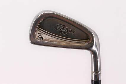 Titleist DCI 990 Single Iron 5 Iron Rifle 5.5 Steel Regular Right Handed 38.0in