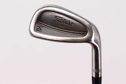 Titleist DCI 990 Single Iron 9 Iron Rifle 5.5 Steel Regular Right Handed 36.0in
