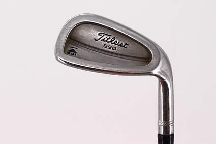 Titleist DCI 990 Single Iron Pitching Wedge PW True Temper Dynamic Gold S300 Steel Stiff Right Handed 35.75in