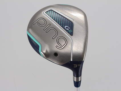 Ping G LE Fairway Wood 3 Wood 3W 19° ULT 230 Lite Graphite Ladies Right Handed 42.25in