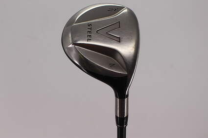 TaylorMade V Steel Fairway Wood 7 Wood 7W 21° TM M.A.S.2 Graphite Senior Right Handed 42.0in