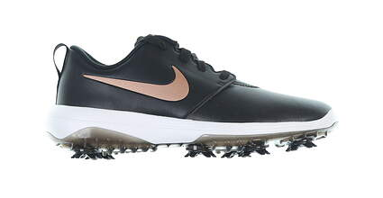 New Womens Golf Shoe Nike Roshe Tour G 7 Black MSRP $110 AR5582 001