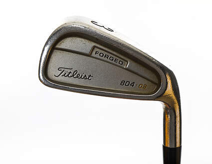 Titleist 804.OS Single Iron 3 Iron True Temper Dynamic Gold S300 Steel Stiff Right Handed 39.25in
