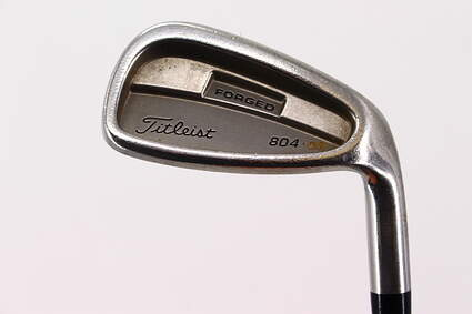 Titleist 804.OS Single Iron 9 Iron True Temper Dynamic Gold S300 Steel Stiff Right Handed 36.0in