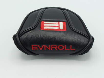 Evnroll Mallet Black Putter Headcover