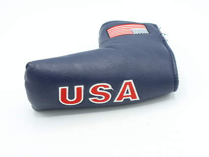 USA Putter Headcover With Magnetic Closure