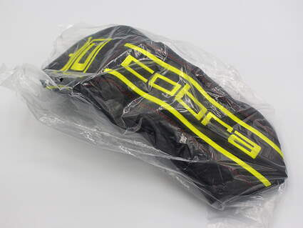 Cobra KING SpeedZone Driver Headcover Yellow/Black/Red