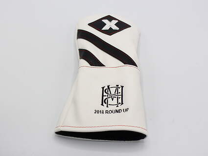 H&M Country Club Callaway Fairway Wood Headcover White/Black