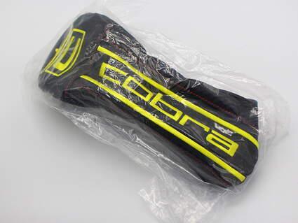 Cobra KING SpeedZone Fairway Wood Headcover Yellow/Black/Red