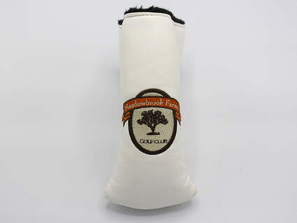 MeadowBrook Farms Golf Club Putter Headcover